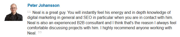 Dallas_SEO_Testimonial_PeterJ